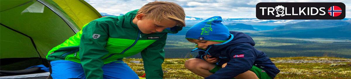 Trollkids Kinder Trolltunga Wasserdichte Wanderschuh Mittel