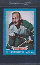 1973/74 Topps #062 Bill Goldsworthy North Stars NM *197