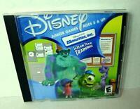 Disney Junior Games Scream Team Training Monsters, INC.