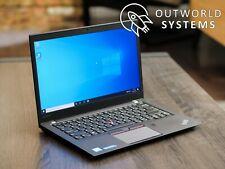 Lenovo ThinkPad T460s, Intel Core i7-6600U, 12GB, 256GB SSD, FHD IPS, Warranty🔶