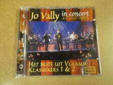 CD / JO VALLY - LIVE CD VLAAMSE KLASSIEKERS - IN CONCERT MET GROOT ORKEST