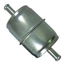 "Universal 5/16"" Metal Inline Gas Fuel Filter W/ Hose Replaces Fram G2 GF11 33032"