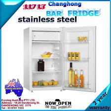 Changhong 117L WHITE Bar Fridge brand new 2 years warranty
