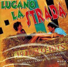 CD NEU/OVP - Lugano La Strada - 19 Italo Hits - Riccardo Fogli, Milva u.a.