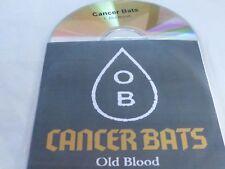 CANCER BATS - OLD BLOOD !!!!!!!!!!! PROMO  CD !!!!!!!!!!