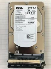 """DELL ST3146356SS 15.6K 146GB SAS 3.5"""" HDD WITH CADDY P/N:0XX518"""