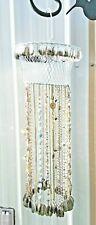 Hand Made Recycled Beads & Necklaces Wire Patio Planter Basket - Original - Boho