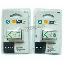 2 x NP-BX1 Battery Sony HDR-AS15 HDR-AS10 HX300 WX300 Cyber-Shot DSC-RX100 RX1