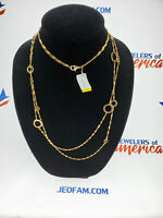 Charter Club Gold-Tone Double Long Necklace