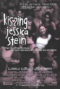Kissing Jessica Stein (2001) original movie poster - double-sided - rolled