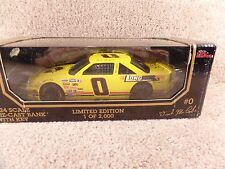 1994 Racing Champions 1:24 Diecast NASCAR Dick McCabe Fisher Grand Prix Bank #0
