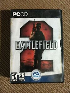 Battlefield 2 (PC, 2005) 3 CD Set - Complete very good condition