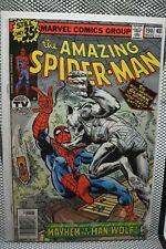 Amazing Spider-Man #190 Marvel 1979 Marv Wolfman Man-Wolf Appearance 9.0