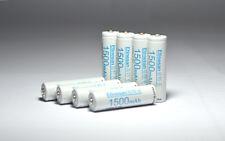 Etinesan 8 PCS 1500mAh 14500 lifepo4 3.2v AA Rechargeable Battery