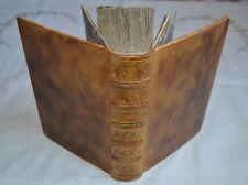VOYAGE EN ESPAGNE DE M. MARQUIS DE LANGLE ED FAUCHE 1785 EO
