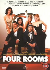 Four Rooms DVD (2005) Tim Roth