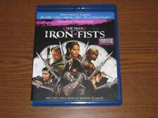 The Man With the Iron Fists (Blu-ray, 2013, 1-Disc Set)