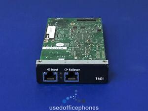 Mitel 3300 T1/E1 Module Card 50005160 - Inc Delivery