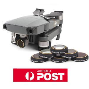 DJI MAVIC PRO 6 HD Lens Filters Gimbal Camera ND4/8/16/32+CPL+MCUV Accessorie