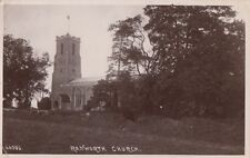 RANWORTH ( Norfolk) : Ranworth Church RP