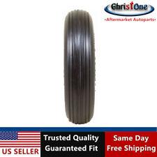 "2 New Ribbed 4.80/4.00-8"" Flat Free Wheelbarrow/Cart universal tires 16"" T157"