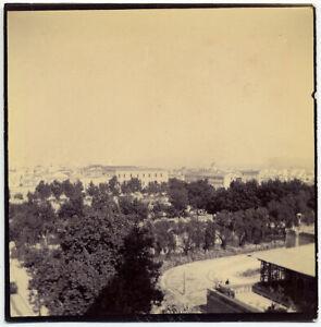 Palermo Fotografia originale alla Celluidina Viaggio piroscafo Annam 1899 S1620