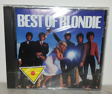CD BLONDIE - THE BEST OF - NUOVO NEW