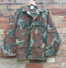 SANDF SOUTH AFRICAN SOLDIER 2000 camo long sleeve shirt  95-80cm