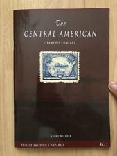 The Central American Steamship Company by Marko Micanek - study book, 40 pages