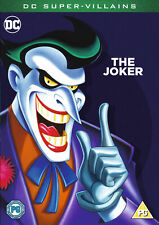 DC SUPER VILLAINS THE JOKER DVD 2016