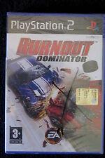 Gioco Sony Ps2 - Burnout Dominator Sles-54627