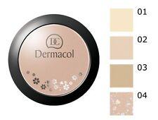DERMACOL MINERAL Compact Powder Long Lasting Natural Matt New