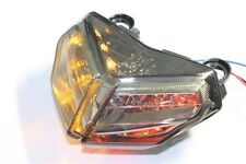 Smoke LED Tail Light Brake Turn Signal For Ducati 1098/1098R/1098S/848/EVO