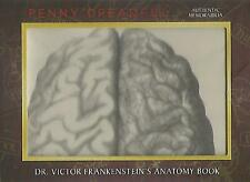 "Penny Dreadful - M15 ""Anatomy Book"" Binder Exclusive Memorabilia Prop Card"