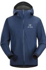 Arc'teryx Men's Beta Sl Jacket Nocturne Blue GORE-TEX Mens Size XL Msrp $299