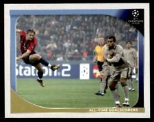 PANINI LIGUE DES CHAMPIONS 2008-2009 - indémodables GOALSCORERS no.558