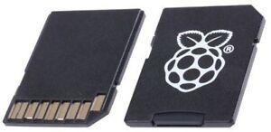 Samsung Raspberry Pi Preloaded Micro SD Card 8 GB Software (NOOBS) 1.3.9