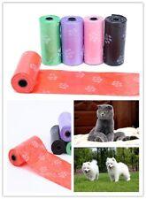 3* Biologisch abbaubare Hund poo Bag Cat Waste poop Pick up Müllsäcke (45 Bag)