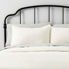 New ListingKing Size Daisy 5pc Cotton Bedding Set:1 Duvet Cover 2 Shams 2 Cases (B1140)
