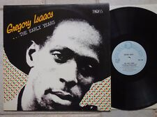 Gregory Isaacs – ...The Early Years  LP  Trojan TRLS 196 UK 1981  Roots Reggae