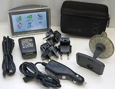 "TomTom ONE XL Car 4.3"" LCD GPS System USA & EUROPE MAPS handheld receiver set -B"