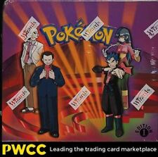 2000 Pokemon Gym Challenge 1st Edition Booster Box, 36ct Packs