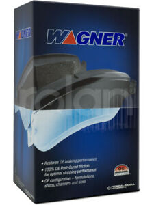 1 set x Wagner VSF Brake Pad FOR MITSUBISHI CHALLENGER PA (DB1223WB)