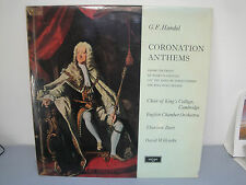 G.F.Handel - Coronation Anthems