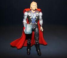 "1:18 Marvel Thor Figure Movie  2011 Hasbro Universe Avengers Lightning Clash 4"""