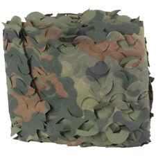 Camosystems 3D Camo Netto Camouflage Blind Airsoft Jacht Scherm 3X1.1M Flecktarn