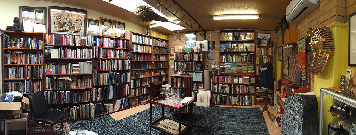 Ankh Antiquarian Books