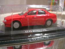 1/43 METAL ALFA ROMEO 156 Rouge!!!!!!