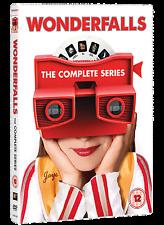Wonderfalls - Complete Series (DVD, 2013, 3-Disc Set)