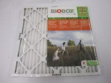 5 Pack of BioBox 20x20x1 Pleated Furnace Filters Merv11